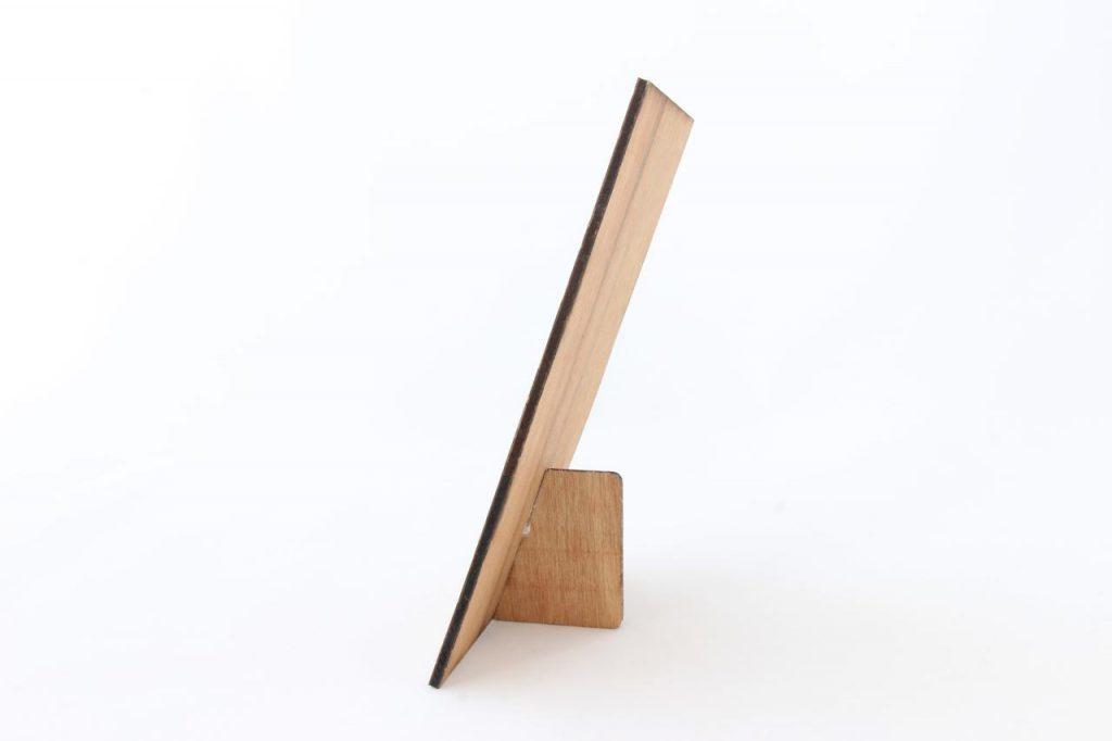 تابلو چوبی نماد خاندان استارک
