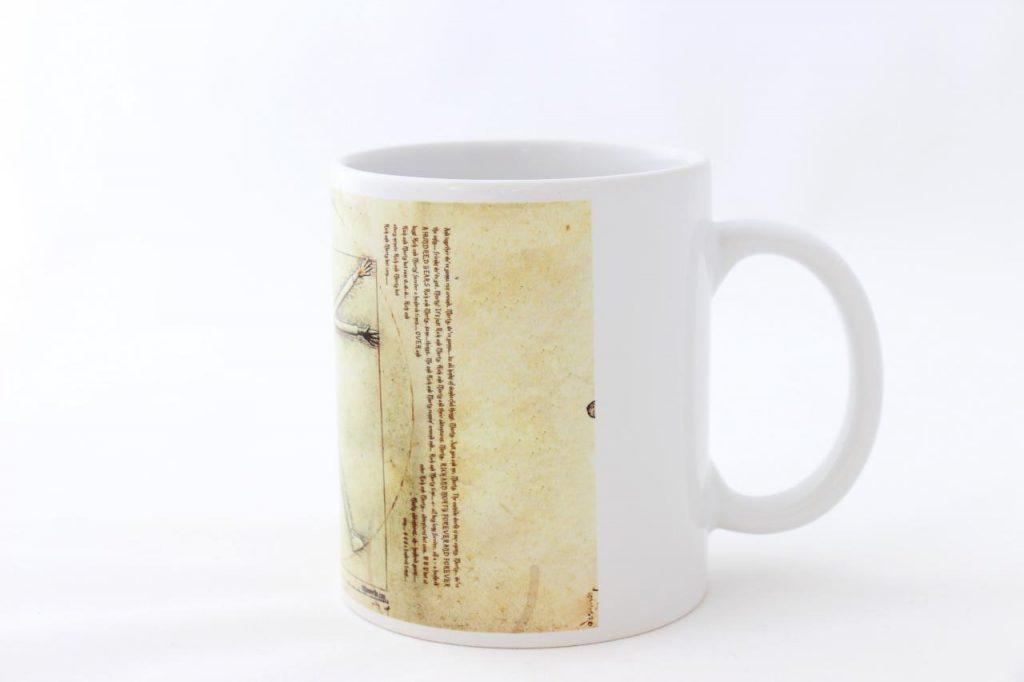 ماگ Da Vinci Rick