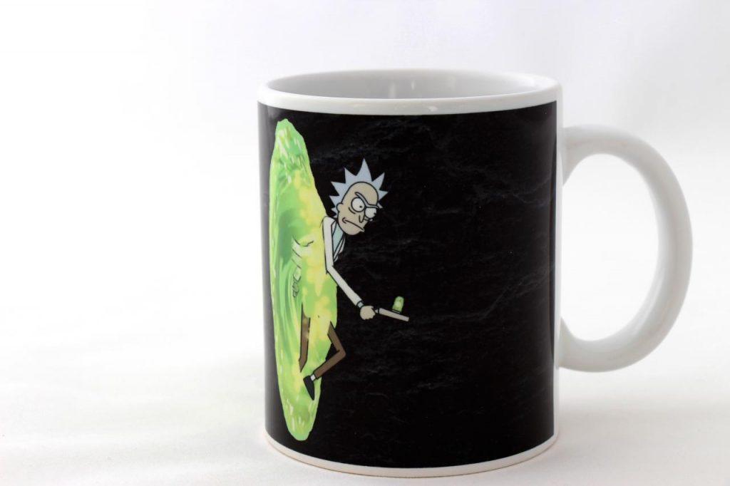 ماگ Portal on Mug
