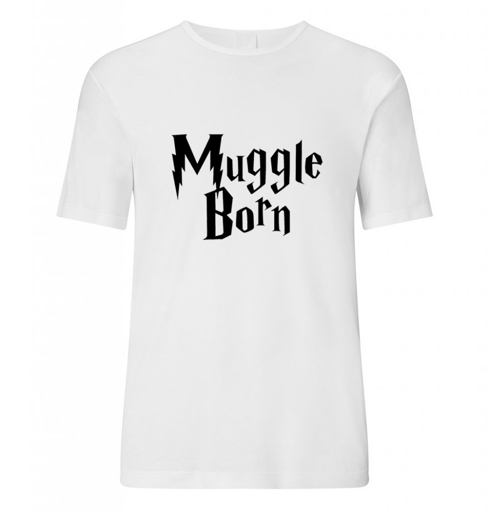 تیشرت Muggle Born