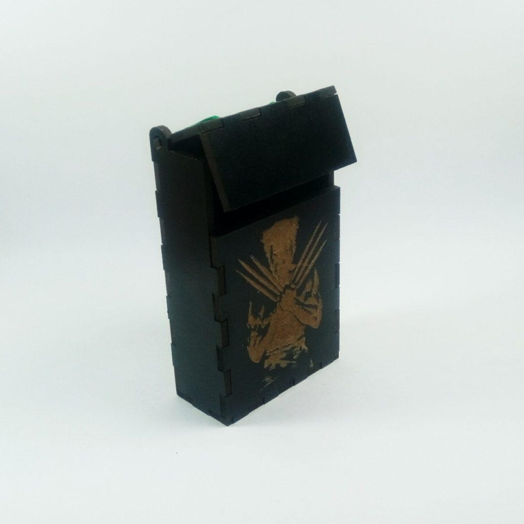 جعبه سیگار لوگان