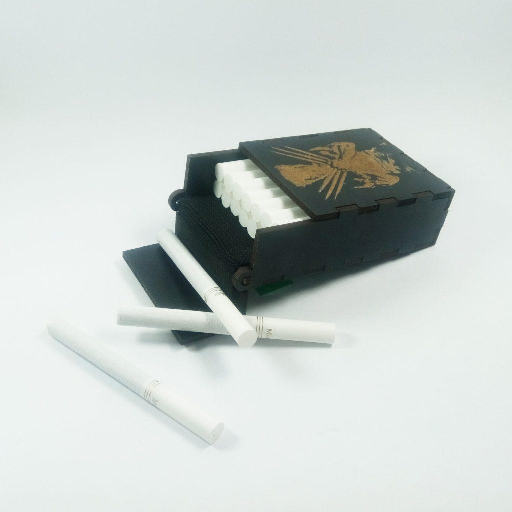 جعبه سیگار با طرح سفارشی