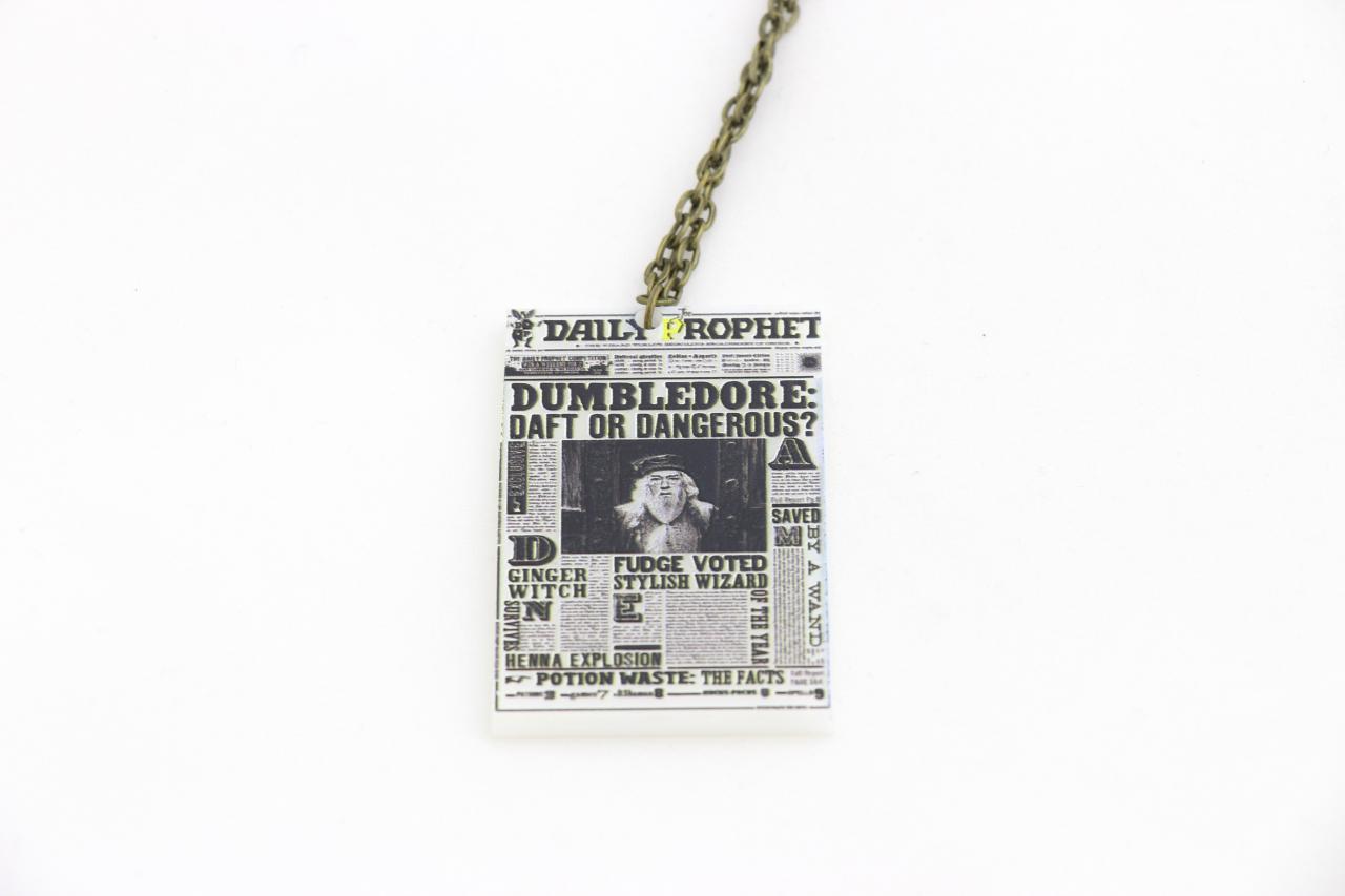گردنبند روزنامه دیلی پرافت
