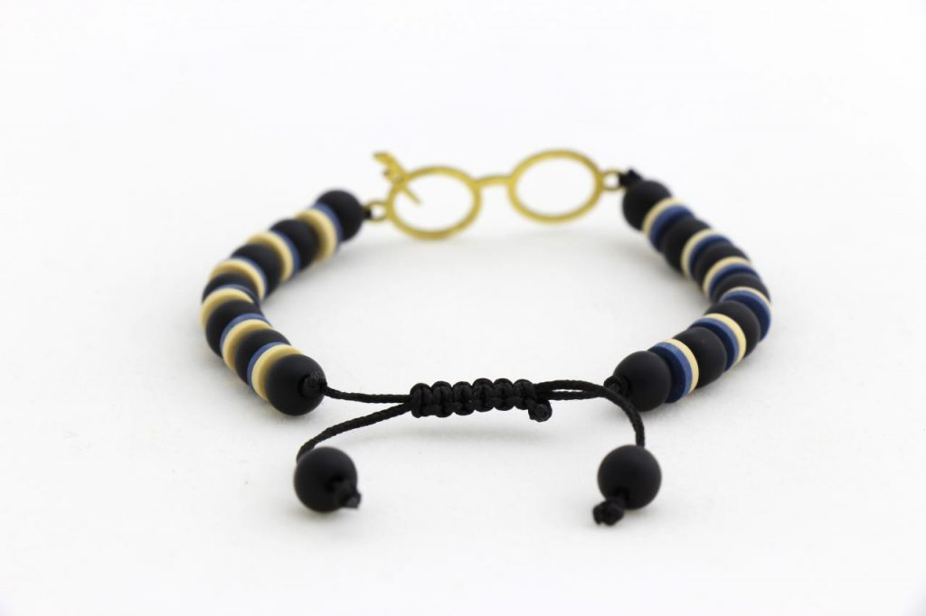 دستبند عینک و زخم