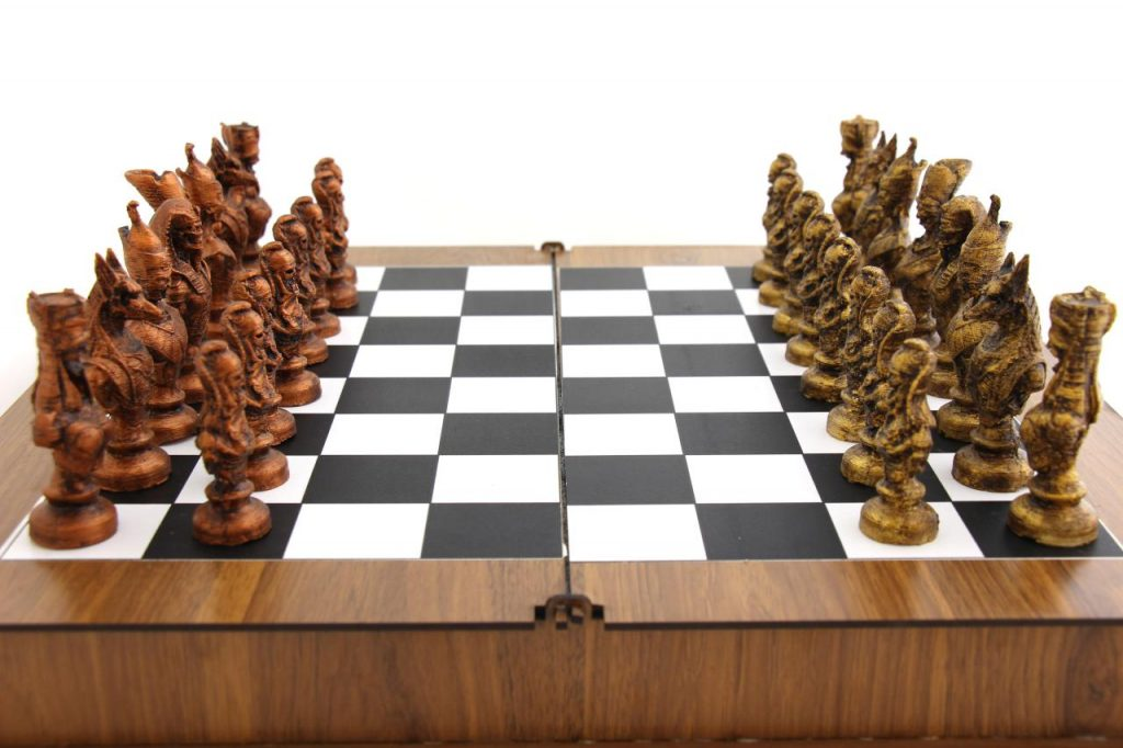 شطرنج مومیایی